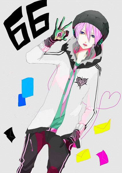 Tags: Anime, Pixiv Id 3151396, VOCALOID, VY2, Fanart, Pixiv, Mobile Wallpaper