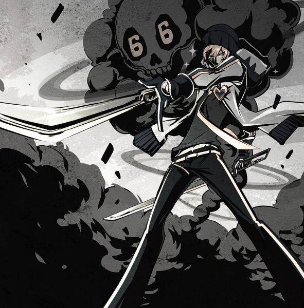 Tags: Anime, Ryuuguu Tsukasa, VOCALOID, VY2, Pixiv, Fanart