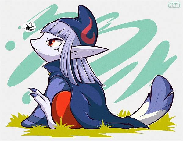Tags: Anime, Woofzilla, Zelda no Densetsu: Fushigi no Boushi, Zelda no Densetsu, Vaati, Minish, Self Made, Pixiv, Fanart From Pixiv, Fanart