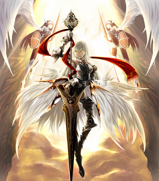 Tags: Anime, Pixiv Id 81967, SQUARE ENIX, Lord of Vermilion, Valkyrie (Lord of Vermilion), Valkyrie, Pixiv