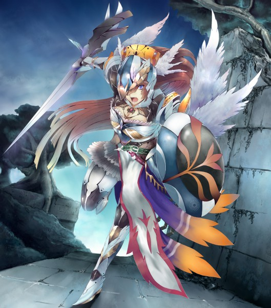 Tags: Anime, STS, Lord of Vermilion, Valkyrie (Lord of Vermilion), Valkyrie