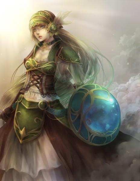 Tags: Anime, Senano Yu, Lord of Vermilion, Valkyrie (Lord of Vermilion), Valkyrie