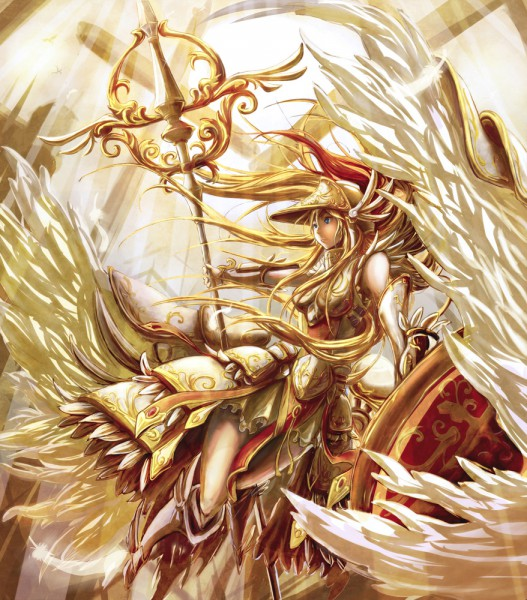 Tags: Anime, Pixiv Id 440427, Lord of Vermilion, Valkyrie (Lord of Vermilion), Valkyrie