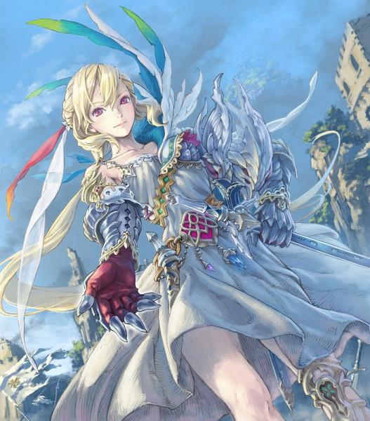 Tags: Anime, Hisakata Souji, Lord of Vermilion, Valkyrie (Lord of Vermilion), Noinco, Valkyrie, Pixiv