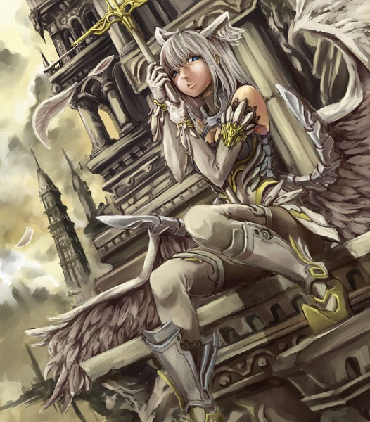 Tags: Anime, Suzuno (Bookshelf), Lord of Vermilion, Valkyrie (Lord of Vermilion), Valkyrie