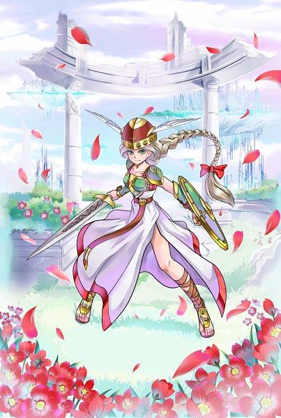 Tags: Anime, Pixiv Id 628783, Valkyrie no Densetsu, Valkyrie (Valkyrie no Densetsu)