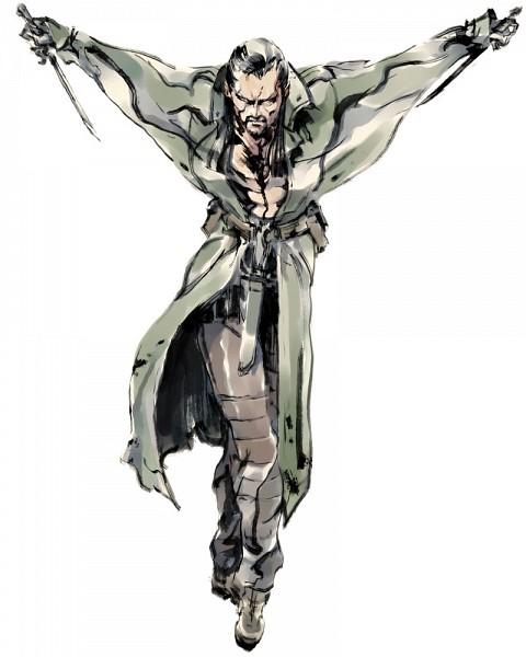 Vamp - Metal Gear Solid