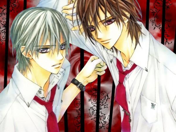 Tags: Anime, Hino Matsuri, Vampire Knight, Kuran Kaname, Kiryuu Zero