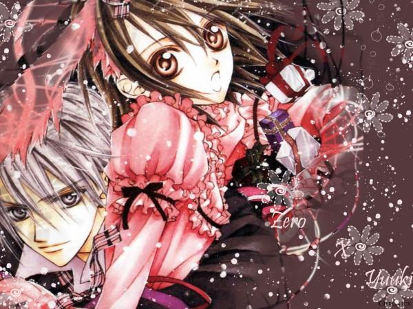 Tags: Anime, Hino Matsuri, Vampire Knight, Yuki Cross, Kiryuu Zero