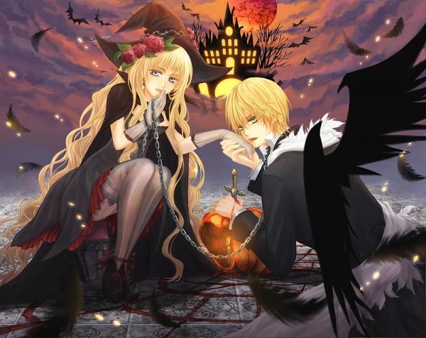 Tags: Anime, Rose Hearts, Vampire Knight, Shirabuki Sara, Ichijou Takuma