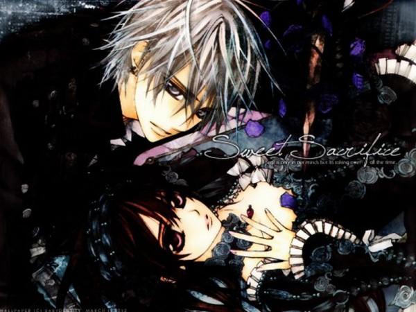 Tags: Anime, Hino Matsuri, Vampire Knight, Kiryuu Zero, Yuki Cross