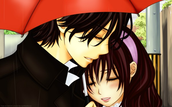 Tags: Anime, Vampire Knight, Kuran Juri, Kuran Haruka, Edited, Fanmade Wallpaper, Wallpaper, Official Art