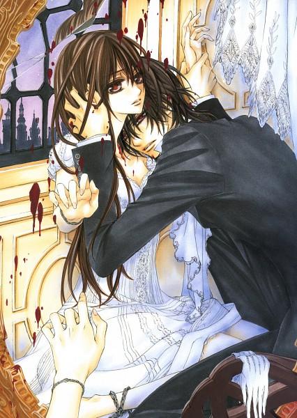 Vampire Knight Illustrations - Hino Matsuri