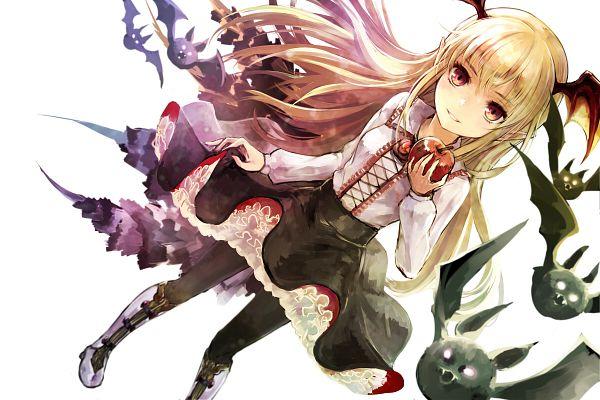Tags: Anime, Minato (Shouno), Granblue Fantasy, Vampy (Shingeki no Bahamut), 1200x800 Wallpaper, Wallpaper, Vania (shingeki No Bahamut)