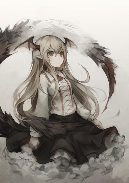 Tags: Anime, Pixiv Id 5105877, Granblue Fantasy, Vampy (Shingeki no Bahamut), Fanart From Pixiv, Mobile Wallpaper, PNG Conversion, Pixiv, Fanart, Vania (shingeki No Bahamut)