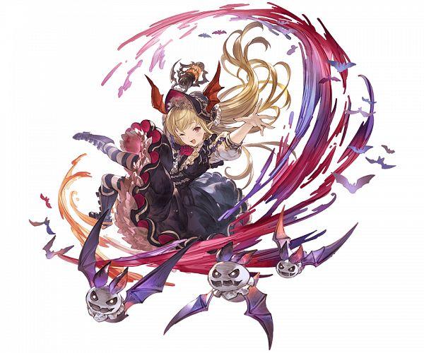 Tags: Anime, Minaba Hideo, Cygames, Granblue Fantasy, Vampy (Shingeki no Bahamut), Official Art, Vania (shingeki No Bahamut)