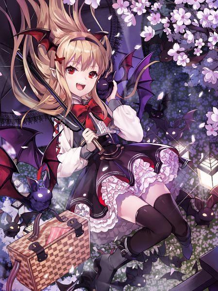 Tags: Anime, E Myo, Shadowverse, Vampy (Shingeki no Bahamut), Shadowverse Iracon, Vania (shingeki No Bahamut)