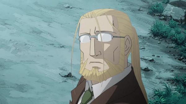 Tags: Anime, Fullmetal Alchemist, Fullmetal Alchemist Brotherhood, Van Hohenheim, Screenshot