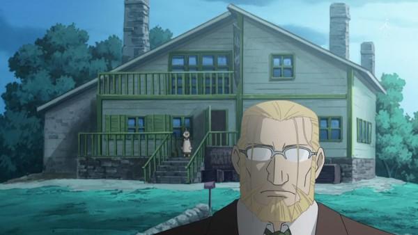 Tags: Anime, Fullmetal Alchemist Brotherhood, Fullmetal Alchemist, Van Hohenheim, Wallpaper