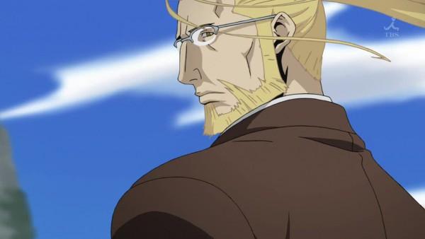 Tags: Anime, Fullmetal Alchemist, Van Hohenheim, Wallpaper, Screenshot