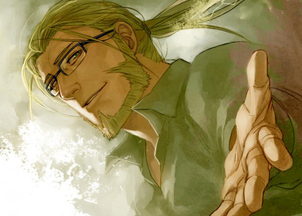 Tags: Anime, Pixiv Id 1094079, Jiro220, Fullmetal Alchemist, Van Hohenheim, Pixiv, Fanart