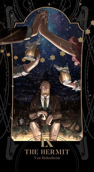 Tags: Anime, Pixiv Id 904540, Fullmetal Alchemist, Van Hohenheim, Fanart, Fanart From Pixiv, Pixiv
