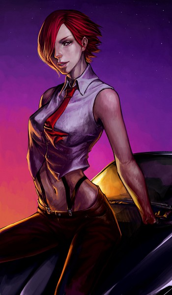 Vanessa (King of Fighters) - The King of Fighters