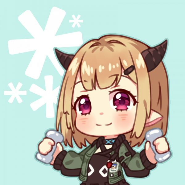 Tags: Anime, Pixiv Id 2769814, Arknights, Vanilla (Arknights)