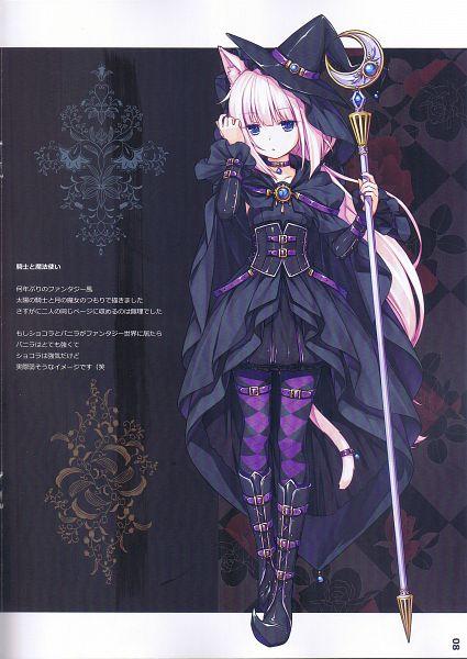 Tags: Anime, Sayori, NEKO PARADISE EX, Neko Para, Vanilla (Neko Para), Comic Market 81, Mobile Wallpaper
