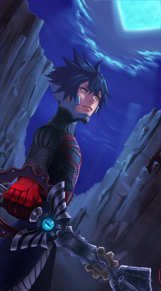 Vanitas - Kingdom Hearts: Birth by Sleep