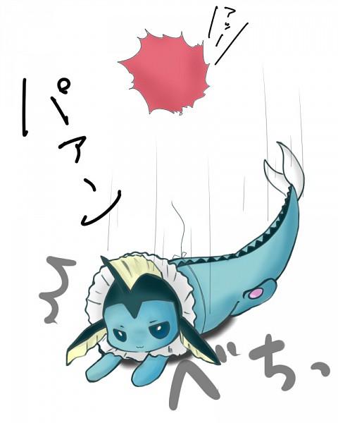 Tags: Anime, Pixiv Id 1982967, Pokémon, Vaporeon