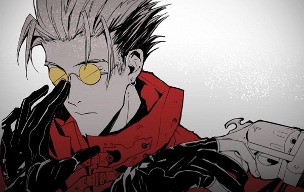 Tags: Anime, Pixiv Id 3950372, Trigun, Vash the Stampede, Pixiv