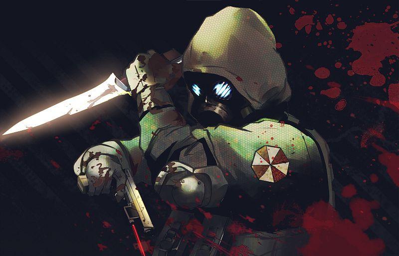 Vector (BIOHAZARD) - Resident Evil