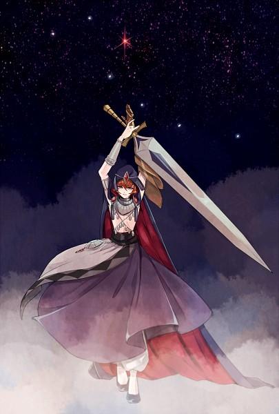 Tags: Anime, Pixiv Id 1125957, Yu-Gi-Oh!, Yu-Gi-Oh! ZEXAL, Vector (Yu-Gi-Oh! ZEXAL), Mobile Wallpaper, Pixiv, Fanart, Fanart From Pixiv