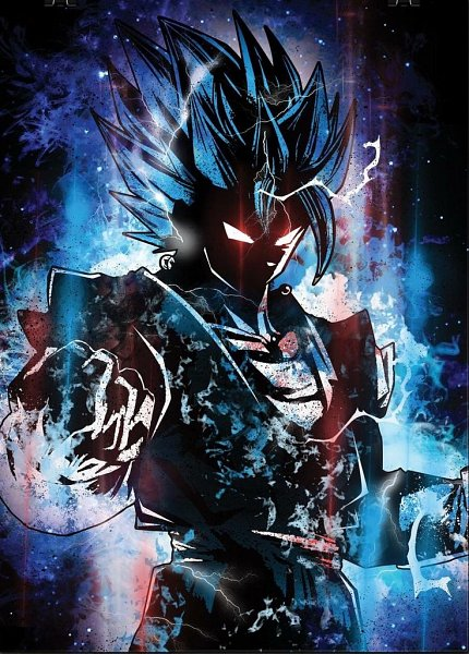 Tags: Anime, DRAGON BALL, DRAGON BALL Z, Vegito, Son Goku (DRAGON BALL), Vegeta, Character Fusion, Potara