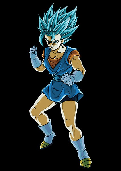 Tags: Anime, Everlastingdarkness5, DRAGON BALL, DRAGON BALL SUPER, DRAGON BALL Z, Vegito, Son Goku (DRAGON BALL), Vegeta, Potara, Character Fusion, deviantART, Super Saiyan, Super Saiyan Blue