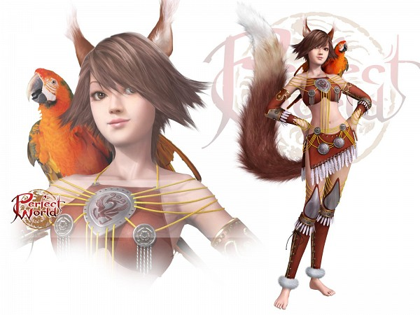 Tags: Anime, Perfect World, Venomancer, Official Wallpaper, Wallpaper, Official Art