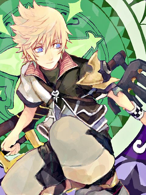 Ventus - Kingdom Hearts: Birth by Sleep