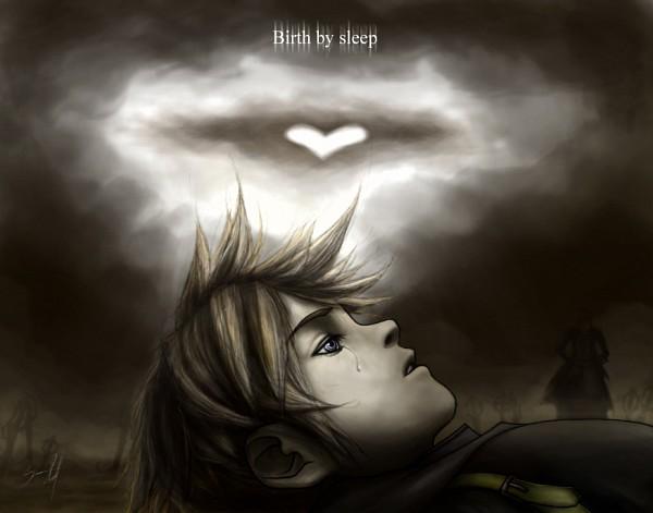Tags: Anime, Kingdom Hearts, Kingdom Hearts: Birth by Sleep, Master Xehanort, Ventus, Keyblade Graveyard, Keyblade, deviantART