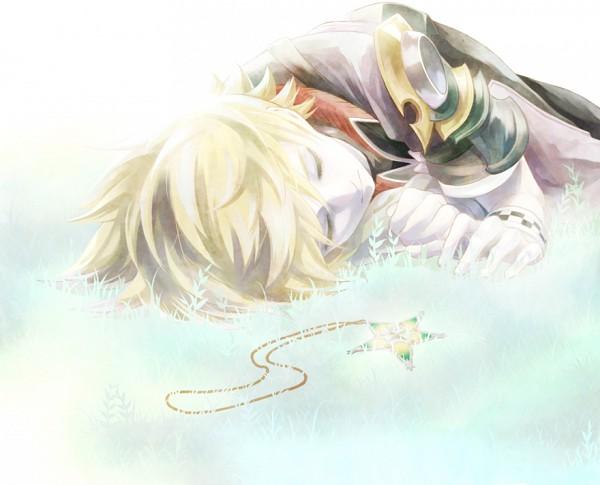 Tags: Anime, Symbols, Kingdom Hearts: Birth by Sleep, Ventus, Wegfinder
