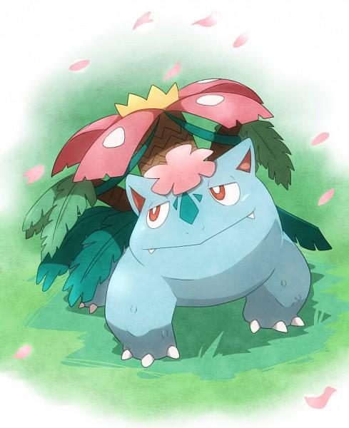 Tags: Anime, Pixiv Id 169442, Pokémon, Venusaur, Fanart, Fanart From Pixiv, Pixiv, Mega Form (Pokémon)