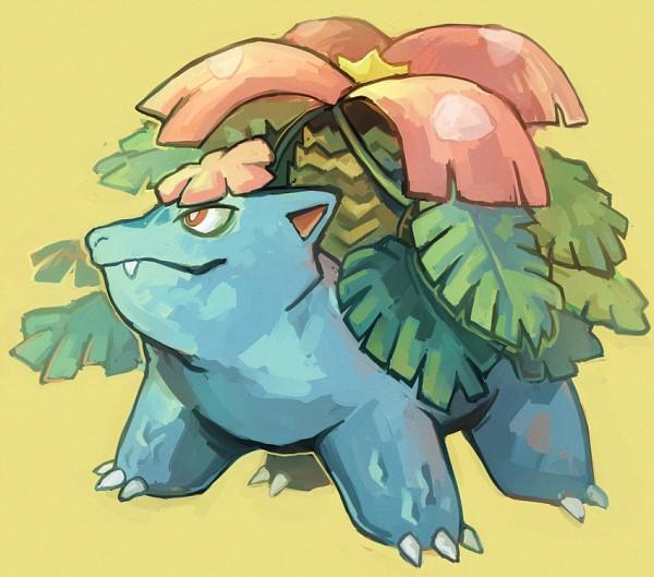 Tags: Anime, Pixiv Id 2508914, Pokémon, Venusaur, Mega Form (Pokémon), Fanart, Fanart From Pixiv, Pixiv