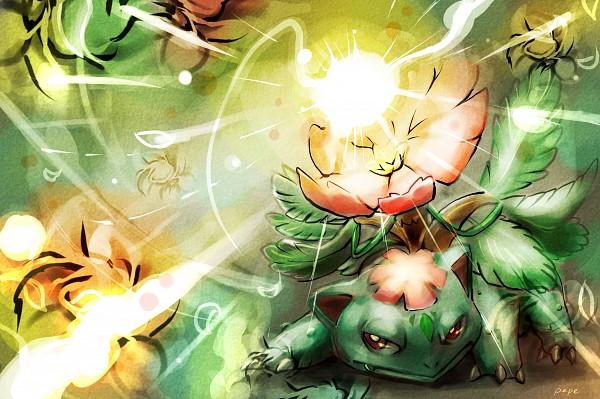 Tags: Anime, Pixiv Id 3995223, Pokémon, Venusaur, Mega Form (Pokémon), Fanart, Fanart From Pixiv, Pixiv