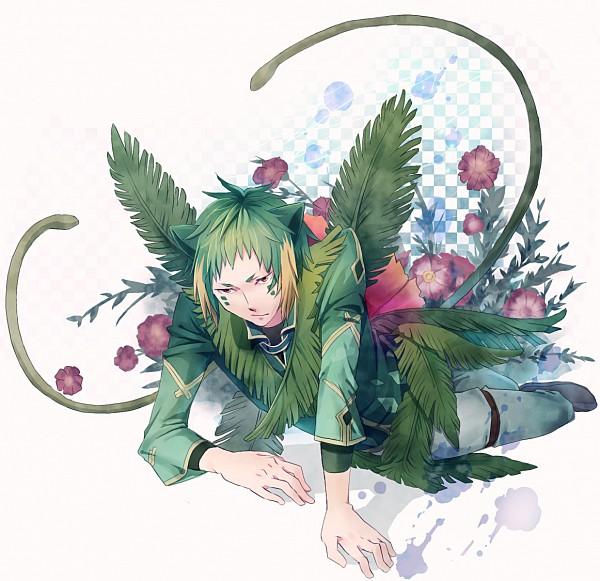 Tags: Anime, Aruk (Pixiv852001), Pokémon, Venusaur, Fanart, Pixiv