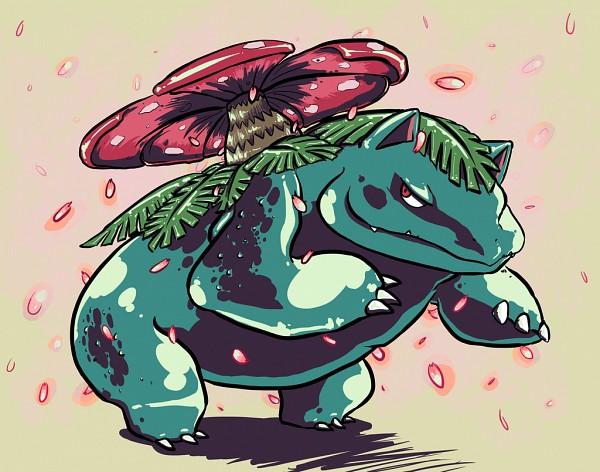 Tags: Anime, Aketa (Artist), Pokémon, Venusaur, deviantART