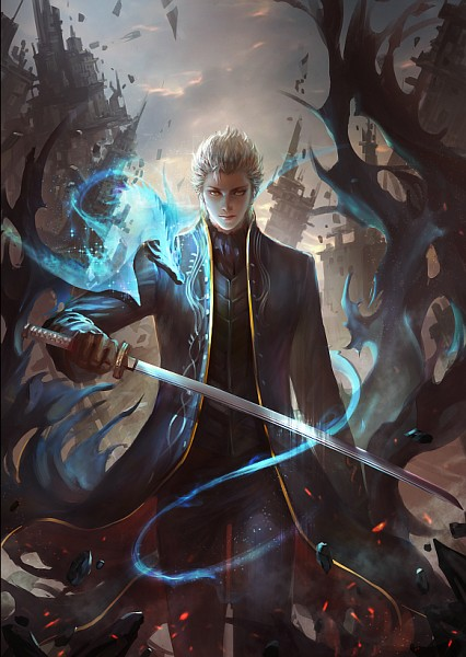 Vergil (Devil May Cry) - Devil May Cry
