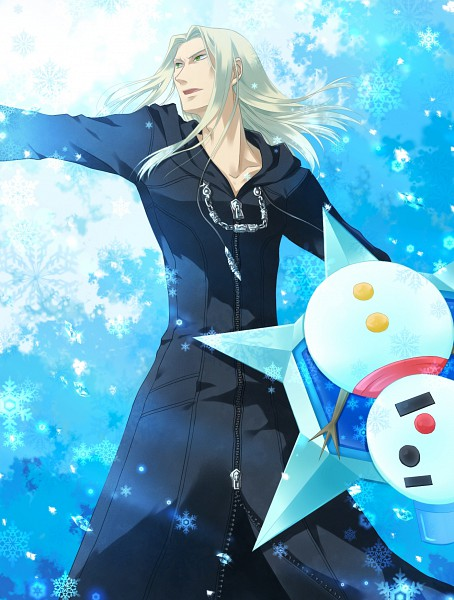 Vexen - Kingdom Hearts II