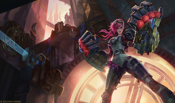 Vi (League of Legends) - League of Legends