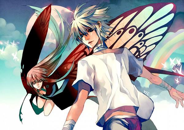 Tags: Anime, Vic-mon, deviantART, Original