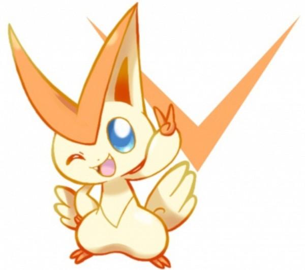 Tags: Anime, Crayon-chewer, Pokémon, Victini, Legendary Pokémon